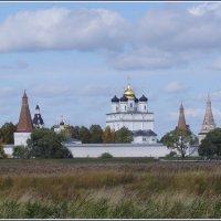 Иосифо-Волоцкий монастырь. :: Николай Панов