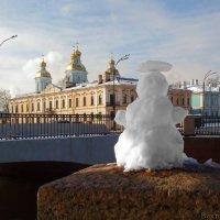 снеговик :: Laryan1