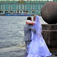 Белый танец невесты... :: Sergey Gordoff