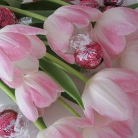 С конфетками... :: Mariya laimite