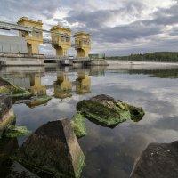 вечер на водохранилище :: Игорь Козырин