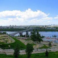 Нижний Новгород. Мост :: Марина Таврова