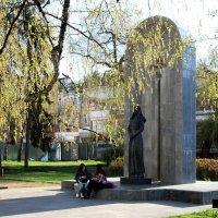Весна в Кисловодске. :: tatiana