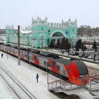 Смоленск железнодорожный :: Яна