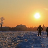 Прогулка по  Неве :: skijumper Иванов