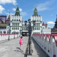 Кремль в Измайлово. :: Aleksandr