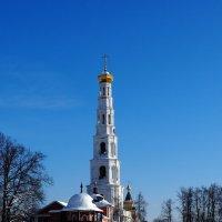 В Ниноло-Угрешском монастыре :: Михаил Малец