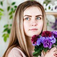 Лиза :: Анастасия Чеснокова