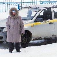Всегда начеку! :: Татьяна Шеркунова