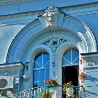 старый балкон :: Александр Корчемный