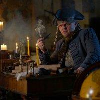 Пират в таверне :: Dima Rann