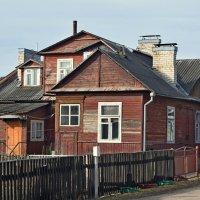 Старый дом :: Valera Solo