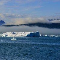айсберг в тумане :: Георгий А