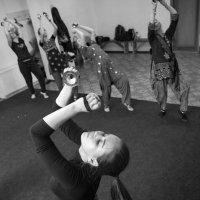 Урок танца :: Игорь SilkWay