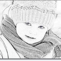 Эти детские глаза :: Лидия (naum.lidiya)