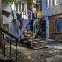 одесса дворик :: олег