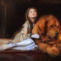 Маленькая леди :: Татьяна Пахомова