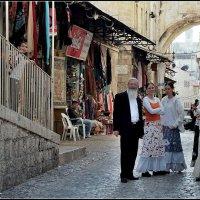 На улицах Иерусалима. :: Leonid Korenfeld