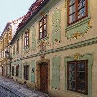 Старые дома Праги. :: ИРЭН@ .