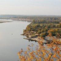 Издалека долго течет Ока в Волгу... :: Вячеслав Маслов