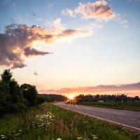 Дорога к солнцу :: Алексей Саломатов