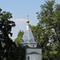 Церквушка :: Ольга Беляева