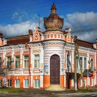 Дом на моей улице :: Александр Неверов