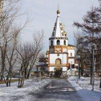 Собор Богоявления :: Nikolay Svetin