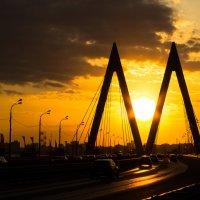 Мост Миллениум :: Денис Атрушкевич