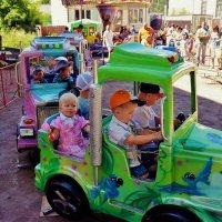 Детское счастье... :: Sergey Gordoff