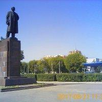 Памятник В.И.Ленину :: Елена Бушуева