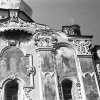 Киев. Лавра. 1962 :: Олег Афанасьевич Сергеев