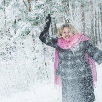 Снежный дождь) :: Толеронок Анна