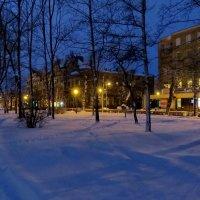 Снежный март :: Светлана