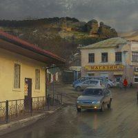Про один провинциальный городок который когда-то был столицей :: BD Колесников
