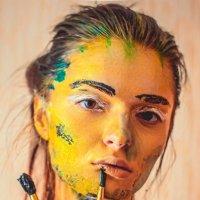 Краски :: Анастасия