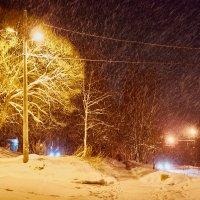 Весенний снегопад :: Владислав Левашов