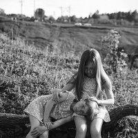 Девочки :: Ирина Лежнева