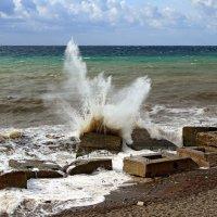 Трёхцветное море. :: barsuk lesnoi
