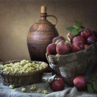 Хмельные яблоки :: Ирина Приходько