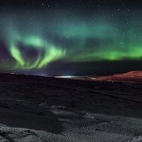 Ночное озарение. :: Юрий Харченко