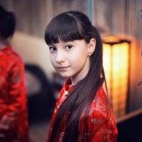 Моя маленькая японочка... :: Лилия .
