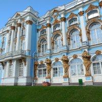 Екатерининский дворец :: Надежда