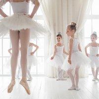 балет :: Ольга Шеломенцева