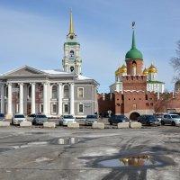 Тульский кремль :: Леонид Иванчук