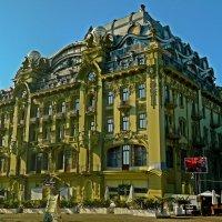 Большая Московская (гостиница, Одесса) :: Александр Корчемный