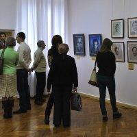 Выставка картин Никоса Сафронова. :: Vit