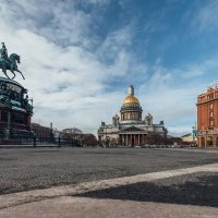 Исаакиевская площадь :: Алексей Шуманов