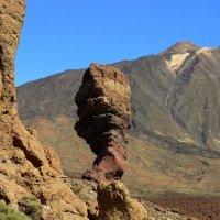 Вулкан Тайде :: vitper per