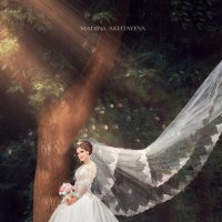 Невеста :: Мадина Ахтаева
